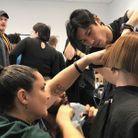 Photo n° 4 : le défi des hairstylists