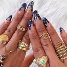 Evil Eye Nails sur ongles XXL