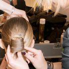 Règle n°5 : bien fixer la coiffure pour une tenue parfaite et longue durée