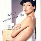 Égérie Chanel pour le parfum Coco Mademoiselle