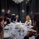 Julia Roberts en plein tournage de La Vie est Belle