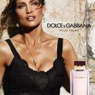 « Dolce & Gabbana, Pour Femme » avec Laetitia Casta