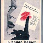 Rouge à lèvres Rouge Baiser