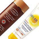 Un autobronzant + une crème solaire