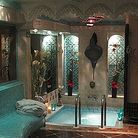 Bain marocain : fraîcheur revigorante