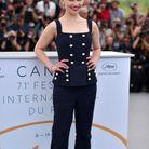 Emilia Clarke au photocall