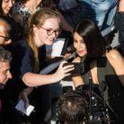 Quelques selfies avec les fans !