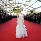 Bella Hadid dans une création Dior