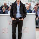 Gaspard Ulliel et son bombers au Festival de Cannes