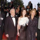 Charlotte Gainsbourg, Dominik Moll, Andre Dussollier, Charlotte Rampling et Laurent Lucas en 2005, à Cannes