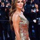 Le brushing ondulé d'Eva Longoria à Cannes