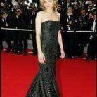Marion Cotillard et sa robe bustier noire au Festival de Cannes