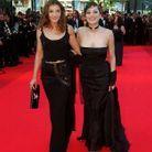 Marion Cotillard et sa robe noire bustier au Festival de Cannes