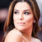 Le regard intense d'Eva Longoria à Cannes