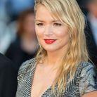 Le rouge à lèvres carmin de Virginie Efira à Cannes