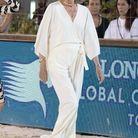 Caroline de Monaco à Monte-Carlo