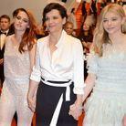 Kristen Stewart, Juliette Binoche et Chloë Grace Moretz