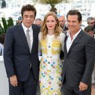 Benicio del Toro, Emily Blunt et Josh Brolin