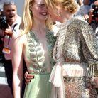 Elle Fanning et Nicole Kidman