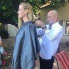 Coupe de cheveux de dernière minute pour Uma Thurman