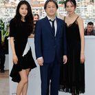 Park Chan-Wook, Kim Tae-Ri et Kim Min-Hee