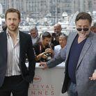 Ryan Gosling et Russell Crowe