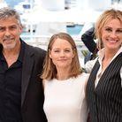 George Clooney, Julia Roberts et Jodie Foster