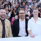 Alexey Rozin, Andreï Zviaguintsev et Maryana Spivak