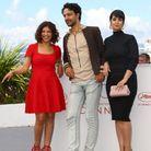 """Kaouther Ben Hania, Ghanem Zrelli et Mariam Al Ferjani présentent """"La Belle et la meute"""" à Cannes"""