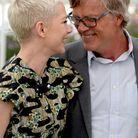 Michelle Williams (en Louis Vuitton) et Todd Haynes