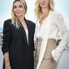 Elodie Bouchez et Sandrine Kiberlain (en Chloé)