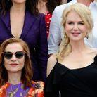 Isabelle Huppert et Nicole Kidman
