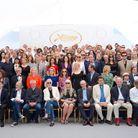 La photo de classe du 70e Festival de Cannes