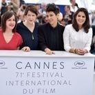 Les femmes du jury, Jeanne Lapoirie, Ursula Meier, Marie Amachoukeli et Iris Brey