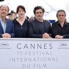 Sylvain Fage, Ursula Meier, Arnaud Larrieu et Jean-Marie Larrieu