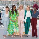 Kristen Stewart, Ava Duvernay, Cate Blanchett, Lea Seydoux et Khadja Nin