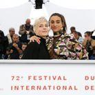 Jeanne Added et Camélia Jordano pour « Haut les filles »