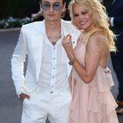 Pamela Anderson et son fils à l'hôtel du Cap-Eden Roc