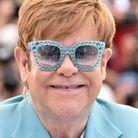 Elton John, tout sourire