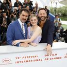 Michael Angelo Covino, Gayle Rankin, Marvin, Kyle