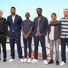 """L'équipe du film """"Les Misérables"""" présente le film à Cannes"""