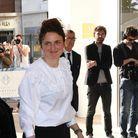 Alice Rohrwacher au moment de son arrivée à Cannes