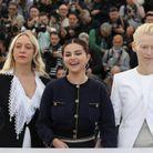 Les actrices du film