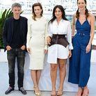 Avec Swann Arlaud, lui aussi réalisateur pour Talents Cannes Adami