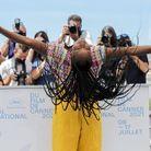 Fatou N'Diaye prend la pose
