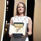 Jodie Foster, reçoit la Palme d'honneur pour sa carrière