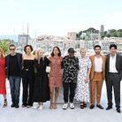 Le jury du Festival de Cannes au complet
