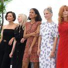 Maggie Gyllenhaal, Jessica Hausner, Mati Diop, Mélanie Laurent, Mylène Farmer
