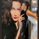 Bella Hadid arpente les rues de Cannes