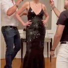 Sharon Stone se prépare pour présider la soirée